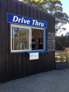 Oyster Drive Thru