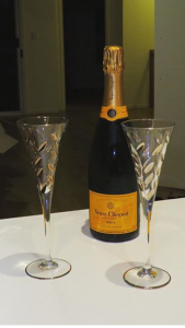 Everyday of retirement will be a Veuve Day!
