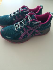 My new Asics... they colours are so last season.